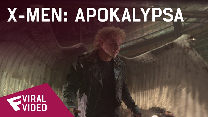 X-Men: Apokalypsa - Viral Video (Voicemail Messages) | Fandíme filmu