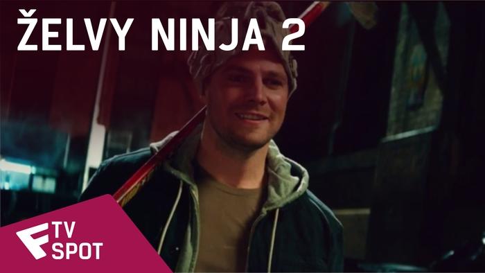 Želvy Ninja 2 - TV Spot (Cowabunga) | Fandíme filmu