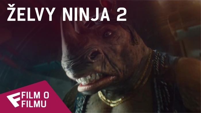 Želvy Ninja 2 - Film o filmu (Stephen Farrelly) | Fandíme filmu