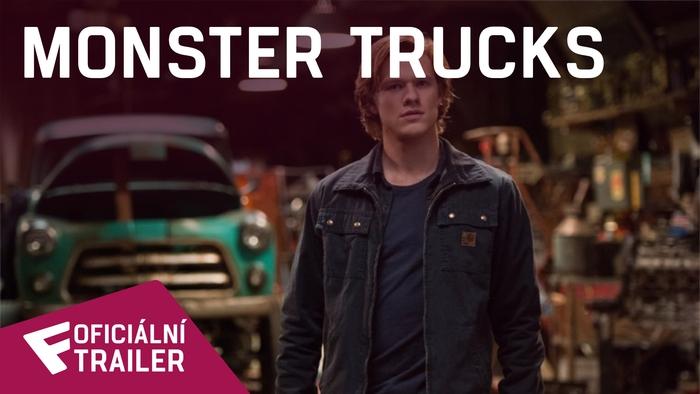Monster Trucks - Oficiální Trailer | Fandíme filmu