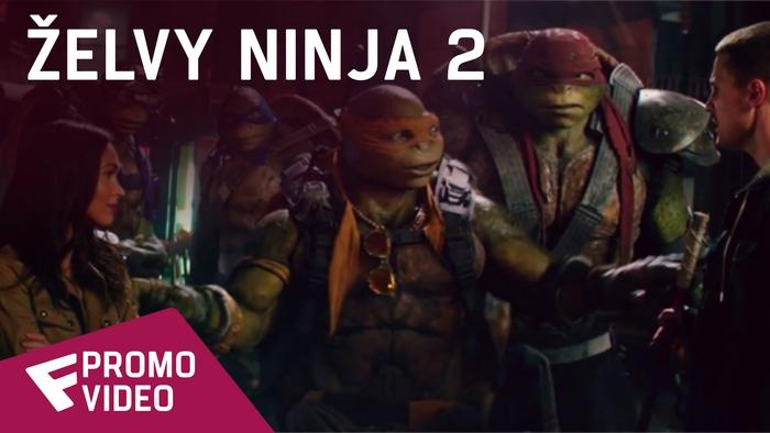 Želvy Ninja 2 - Promo Video (360) | Fandíme filmu