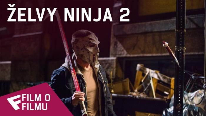Želvy Ninja 2 - Film o filmu (Casey Jones) | Fandíme filmu