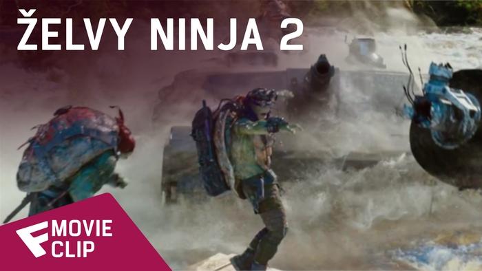 Želvy Ninja 2 - Movie Clip (Halloween Parade) | Fandíme filmu