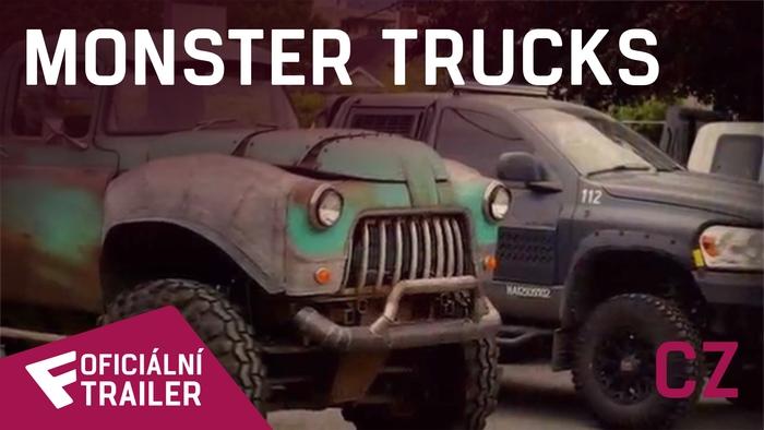 Monster Trucks - Oficiální Trailer (CZ - dabing) | Fandíme filmu