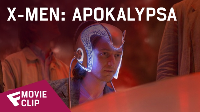 X-Men: Apokalypsa - Movie Clip (Let's Go To War) | Fandíme filmu