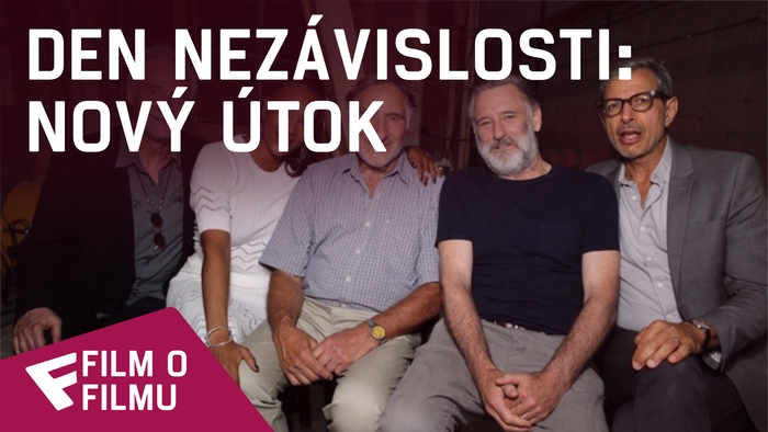 Den nezávislosti: Nový útok - Film o filmu (A Candid Conversation: Through The Generations) | Fandíme filmu