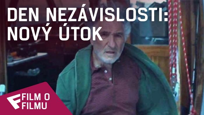 Den nezávislosti: Nový útok - Film o filmu (20 in 20 Julius Levinson) | Fandíme filmu