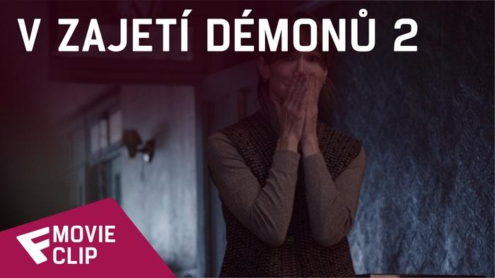 V zajetí démonů 2 - Movie Clip (It's Coming) | Fandíme filmu
