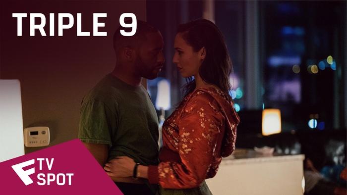 "Triple 9 - TV Spot (20"") | Fandíme filmu"
