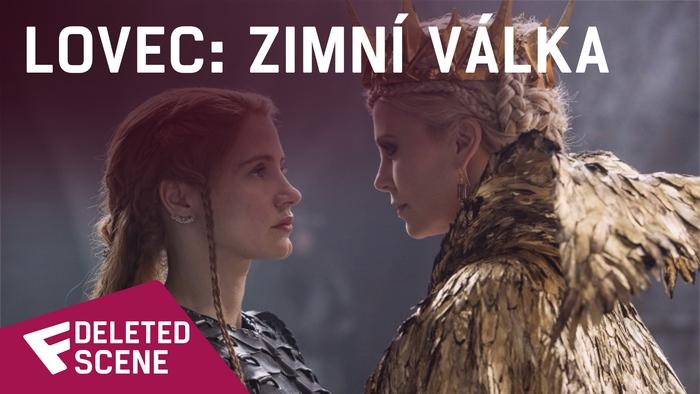 Lovec: Zimní válka - Deleted Scene | Fandíme filmu
