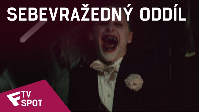 Sebevražedný oddíl - TV Spot #3 | Fandíme filmu