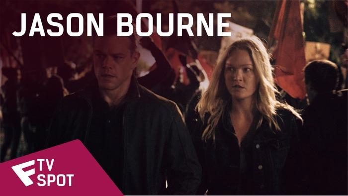 Jason Bourne - TV Spot (My Father) | Fandíme filmu