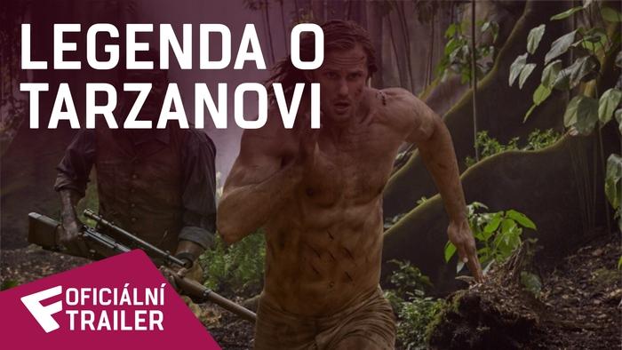 Legenda o Tarzanovi - Oficiální Trailer (Conquer) | Fandíme filmu
