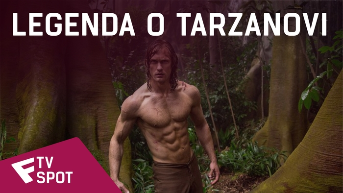 Legenda o Tarzanovi - TV Spot (Akut) | Fandíme filmu