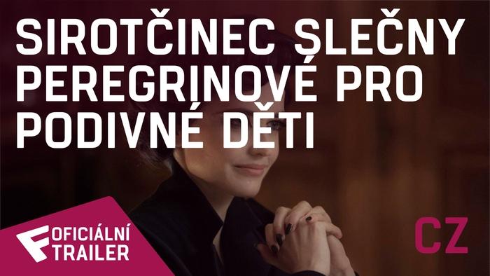 Sirotčinec slečny Peregrinové pro podivné děti - Oficiální Trailer #2 (CZ) | Fandíme filmu