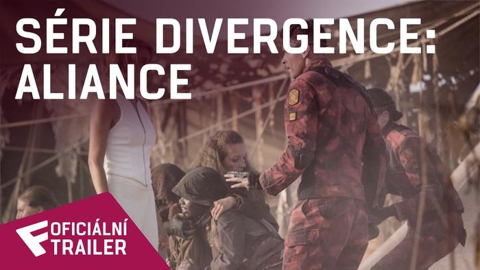 Série Divergence: Aliance - Oficiální Trailer (Early Digital Release 4th July) | Fandíme filmu