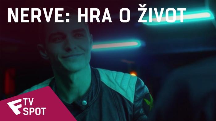 Nerve: Hra o život - TV Spot (VR Experience with Postmates)   Fandíme filmu