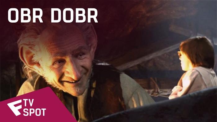 Obr Dobr - TV Spot (SQUIFFING) | Fandíme filmu