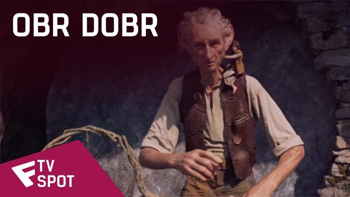 Obr Dobr - TV Spot (GLORIUMPTIOUS) | Fandíme filmu