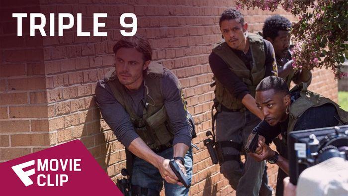 Triple 9 - Movie Clip (Fantastic News) | Fandíme filmu