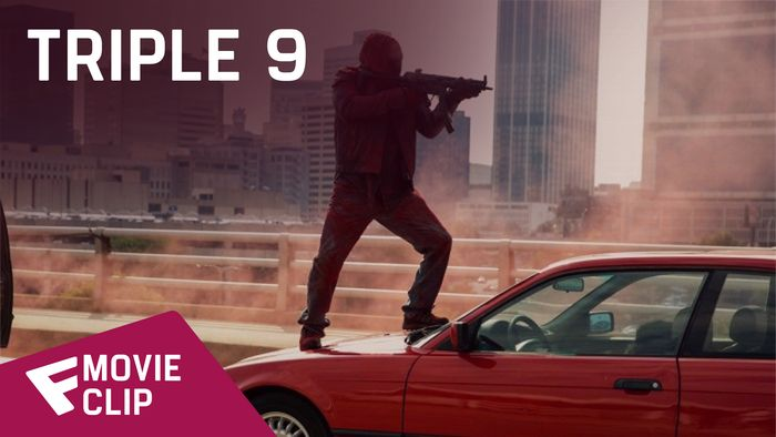 Triple 9 - Movie Clip (Cops Look After Cops) | Fandíme filmu