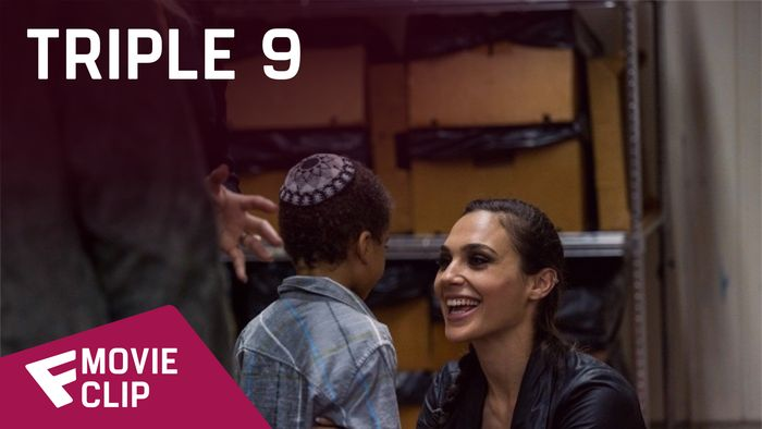 Triple 9 - Movie Clip (Up To You) | Fandíme filmu
