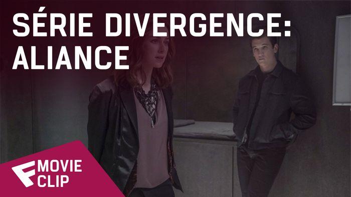 Série Divergence: Aliance - Movie Clip (Hang of It) | Fandíme filmu