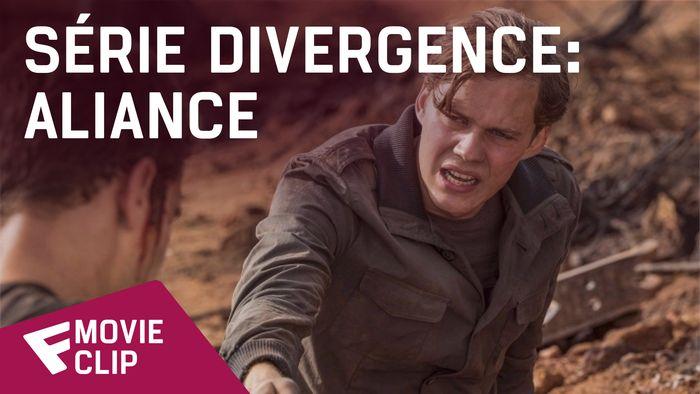 Série Divergence: Aliance - Movie Clip (Together) | Fandíme filmu