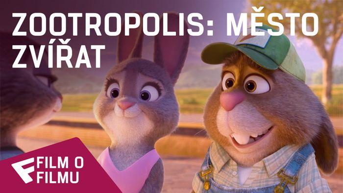 Zootropolis: Město zvířat - Film o filmu (How to Draw Flash) | Fandíme filmu