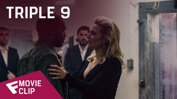Triple 9 - Movie Clip (Something Big) | Fandíme filmu