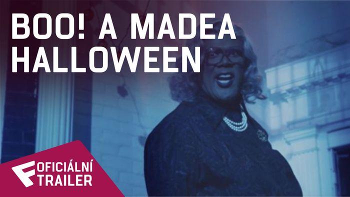Boo! A Madea Halloween - Oficiální Teaser Trailer | Fandíme filmu
