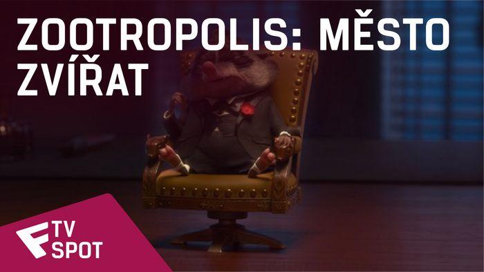 Zootropolis: Město zvířat - TV Spot (Zootopia is the World'z #1 Movie!)   Fandíme filmu
