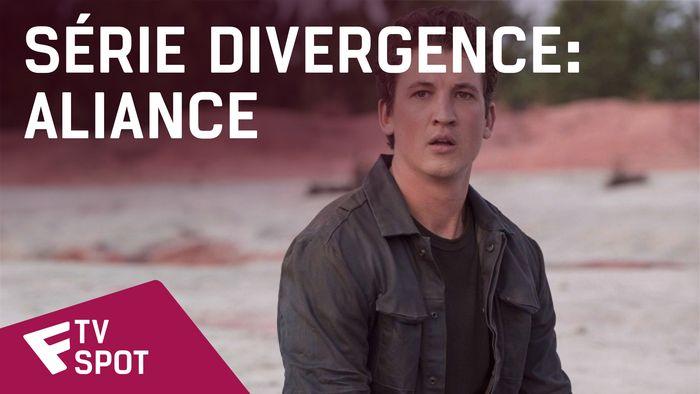 Série Divergence: Aliance - TV Spot (Their World) | Fandíme filmu