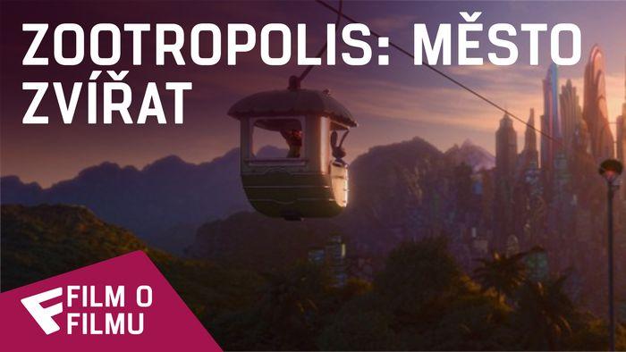 Zootropolis: Město zvířat - Film o filmu (How to Draw Benjamin Clawhauser) | Fandíme filmu
