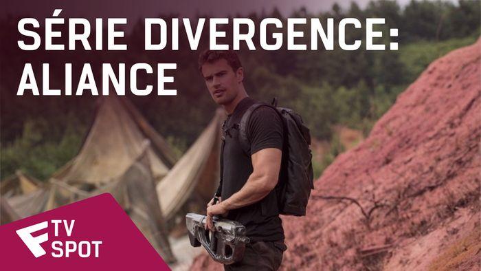 Série Divergence: Aliance - TV Spot (Battle) | Fandíme filmu