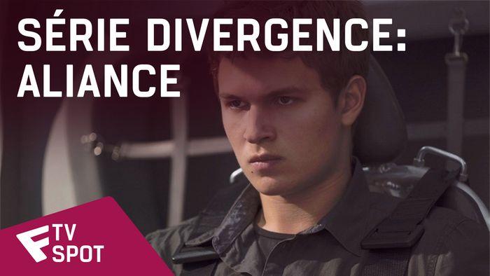 Série Divergence: Aliance - TV Spot (Cast) | Fandíme filmu