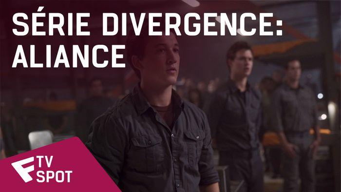 Série Divergence: Aliance - TV Spot (Fight) | Fandíme filmu