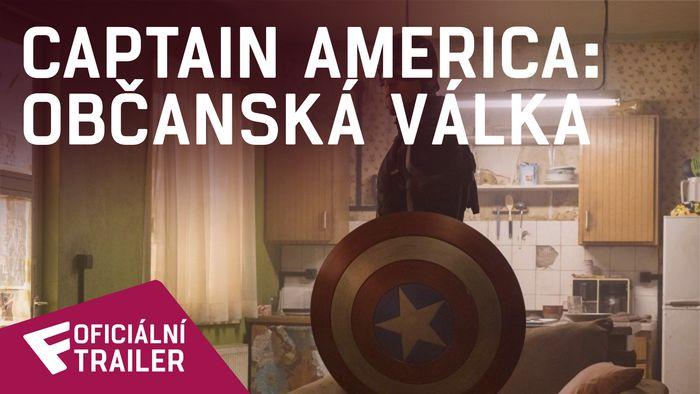 Captain America: Občanská válka - Oficiální Trailer #2   Fandíme filmu