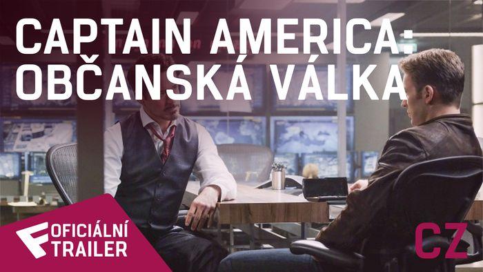 Captain America: Občanská válka - Oficiální Trailer #2 (CZ - dabing)   Fandíme filmu