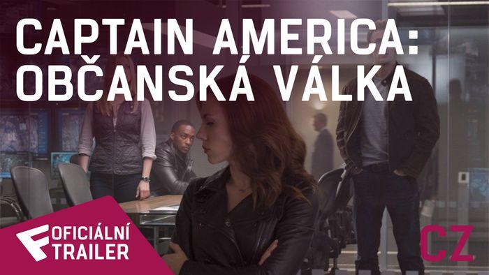 Captain America: Občanská válka - Oficiální Trailer #2 (CZ) | Fandíme filmu