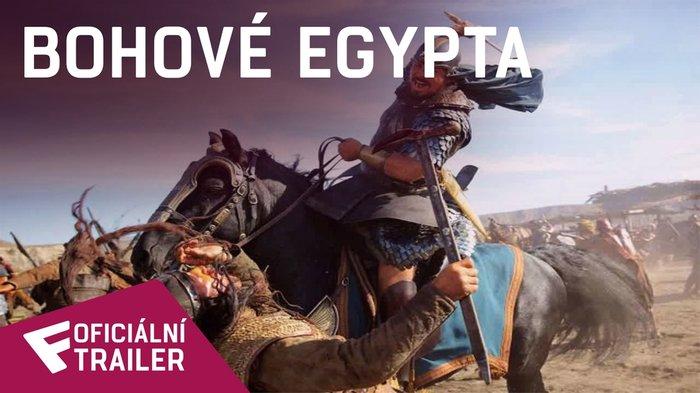 Bohové Egypta - Oficiální Trailer #1   Fandíme filmu