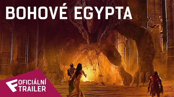 Bohové Egypta - Oficiální Trailer #2   Fandíme filmu