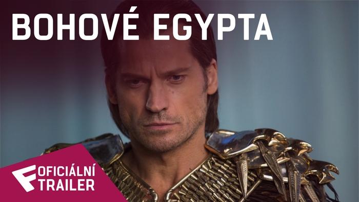 Bohové Egypta - Oficiální Trailer #3   Fandíme filmu