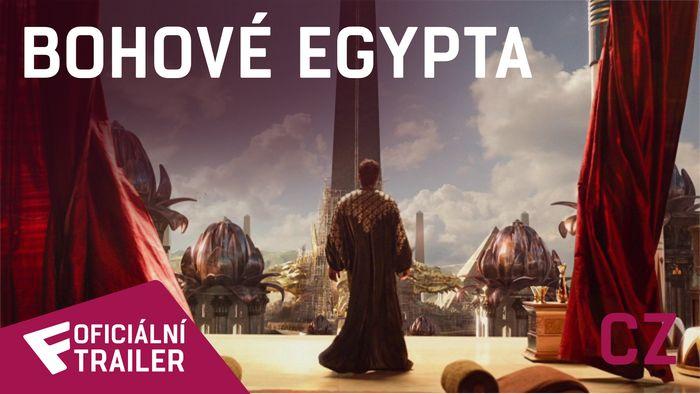 Bohové Egypta - Oficiální Online Trailer (CZ)   Fandíme filmu