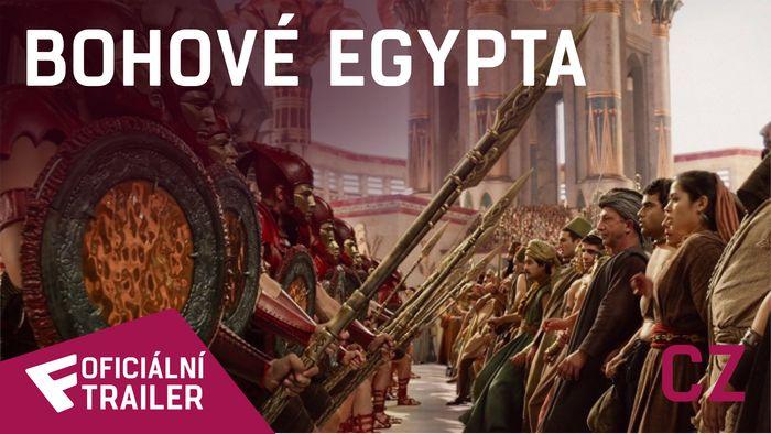 Bohové Egypta - Oficiální Trailer #2 (CZ - dabing)   Fandíme filmu