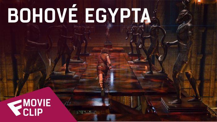 Bohové Egypta - Movie Clip (I Command You)   Fandíme filmu
