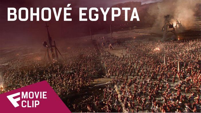 Bohové Egypta - Movie Clip (One God)   Fandíme filmu