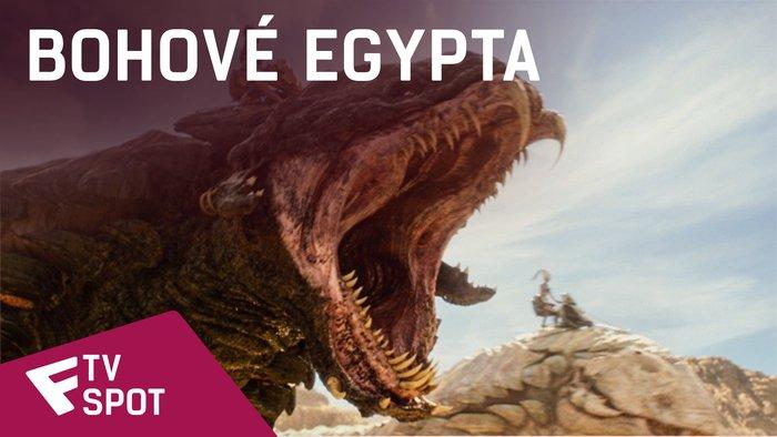 Bohové Egypta - TV Spot (Adventure)   Fandíme filmu
