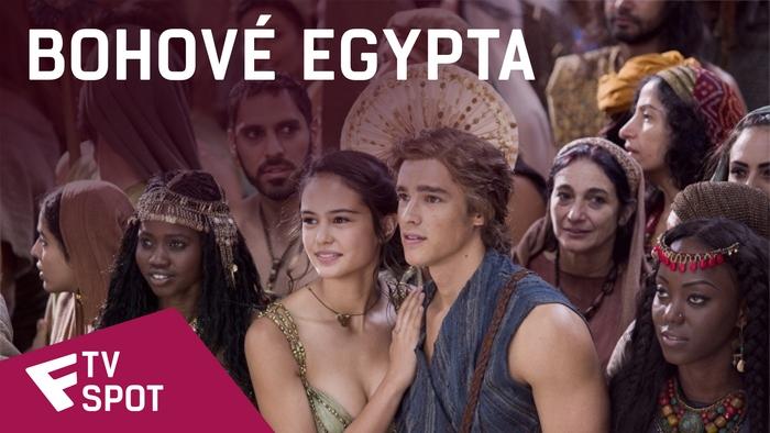 Bohové Egypta - TV Spot (God vs. God)   Fandíme filmu