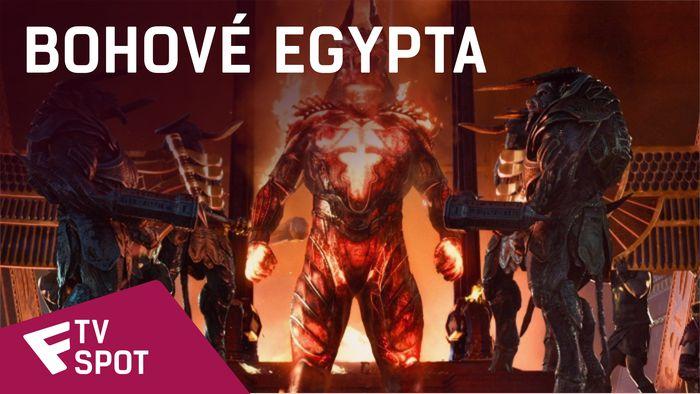 Bohové Egypta - TV Spot (Keep Up)   Fandíme filmu
